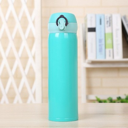 500ml Stainless Steel 304 Double Layer Vacuum Flask Thermos Bottle Thermal Flask