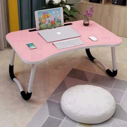 Laptop Table Hpyhome Foldable Anti Slip Bed Notebook Portable